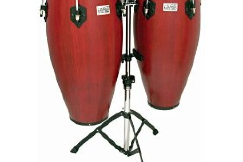 Toca Player Series Fiberglass Conga Set