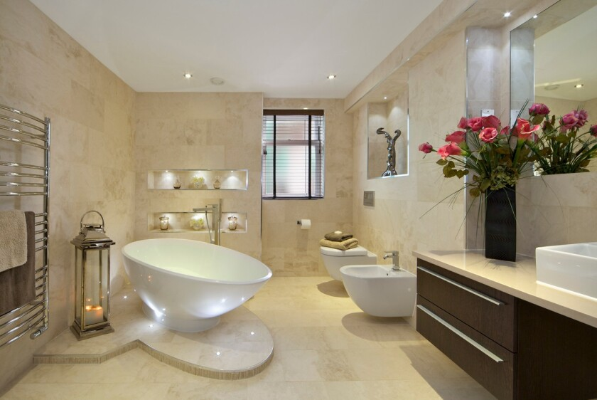 10 Tricks to Make Your Bathroom Look Expensive