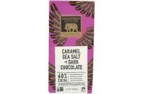 Best Dark Sea Salt Chocolate Caramel Bar