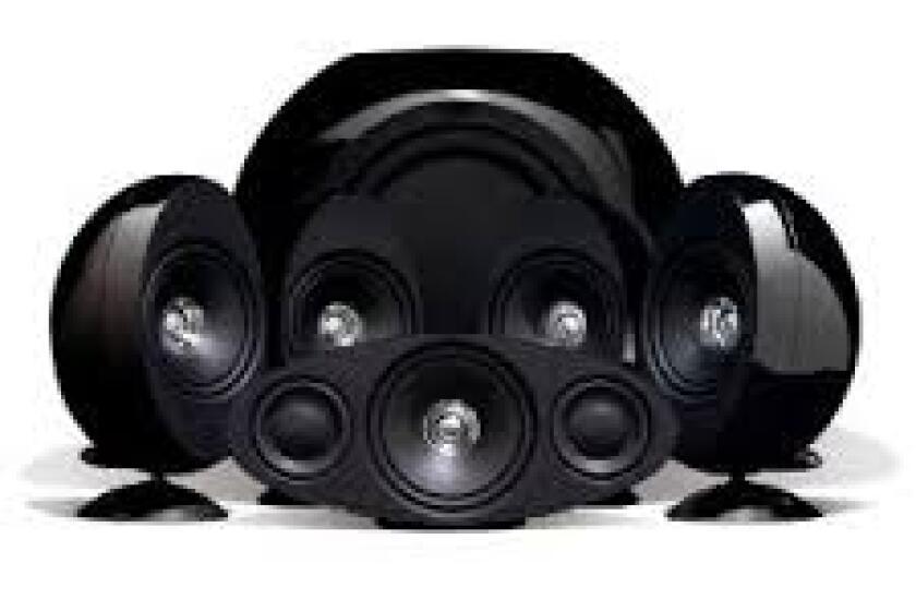 KEF KHT3005SE-K2 5.1 Speaker System