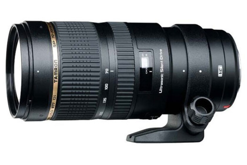 Tamron 70-200mm Di LD IF Lens For Canon