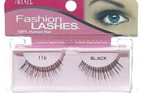 Ardell Fashion 116 Black Lashes