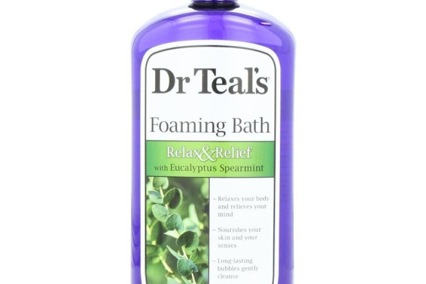 Dr. Teal's Foaming Bath - Eucalyptus Spearmint