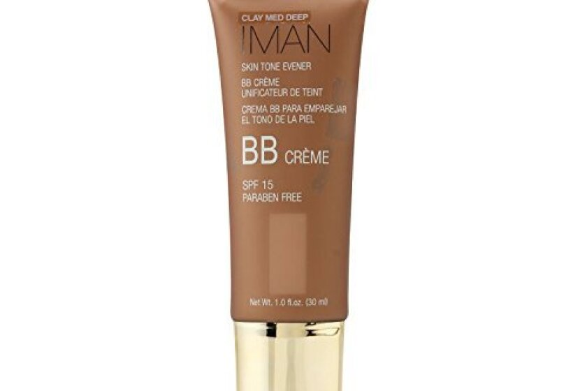 Iman Skin Tone Evener BB Creme SPF 15