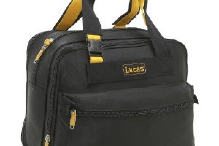 Lucas Exp Deluxe Tote