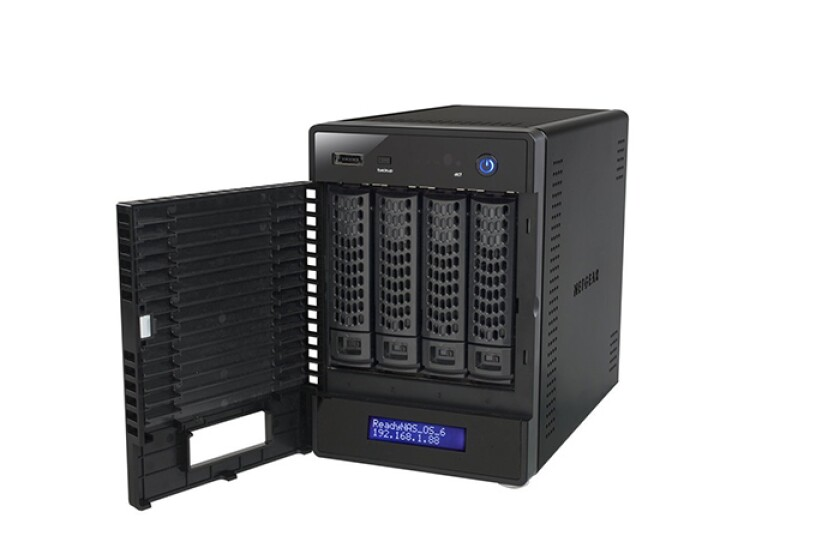Netgear ReadyNAS 300 Series 314 Diskless 4-Bay Network - RN31400-100NAS