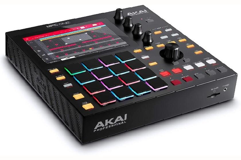 best professional mpc one drum machine