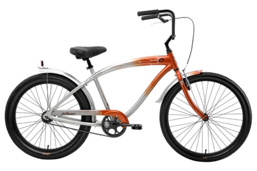 Nirve Inferno Bike