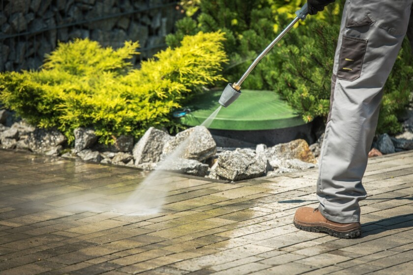 How To Pressure Wash Your Drive Like a Pro