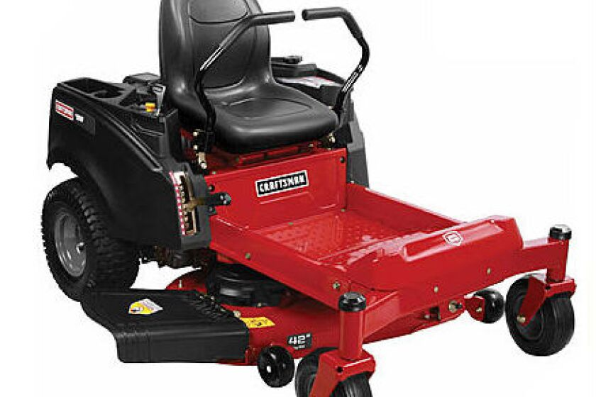 Craftsman 42'' 22hp V-Twin Briggs and Stratton Zero Turn Riding Mower