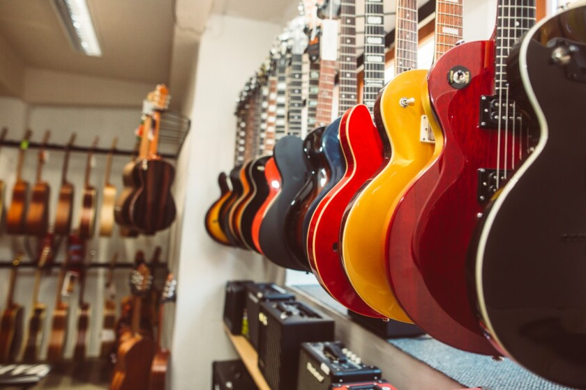 Different Types of Guitars Explained
