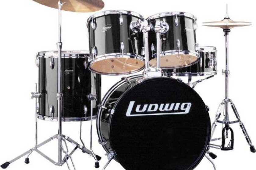 Ludwig Accent LC175 Accent Drive Drum Set