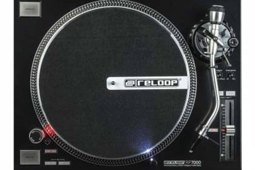 Reloop RP-7000 Turntable