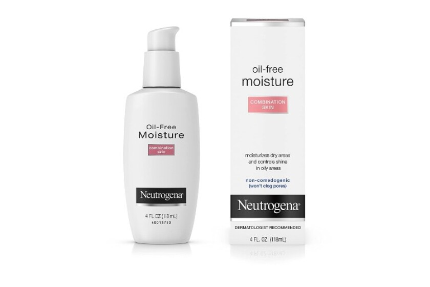 best Neutrogena Oil-Free Moisture for Combination Skin