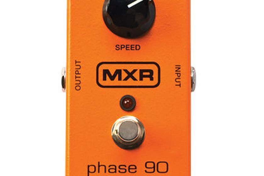 MXR Phase 90 Shifter Pedal