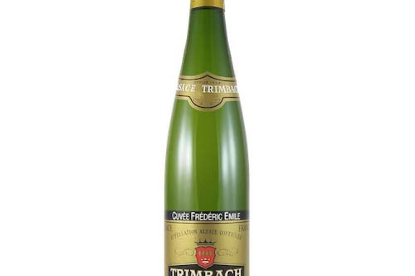 Trimbach Cuvee Frederic Emile Riesling '06