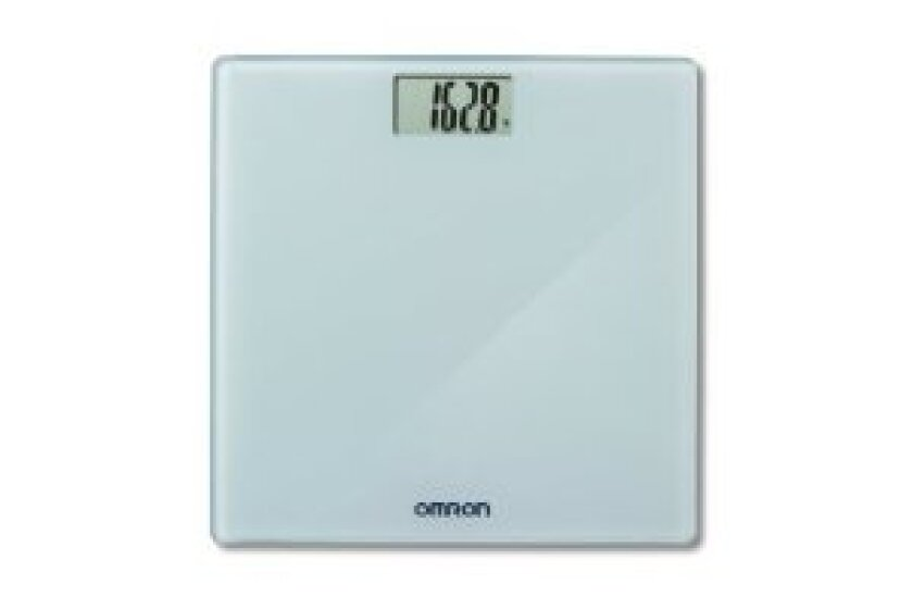Omron SC-100 Slim Digital Scale