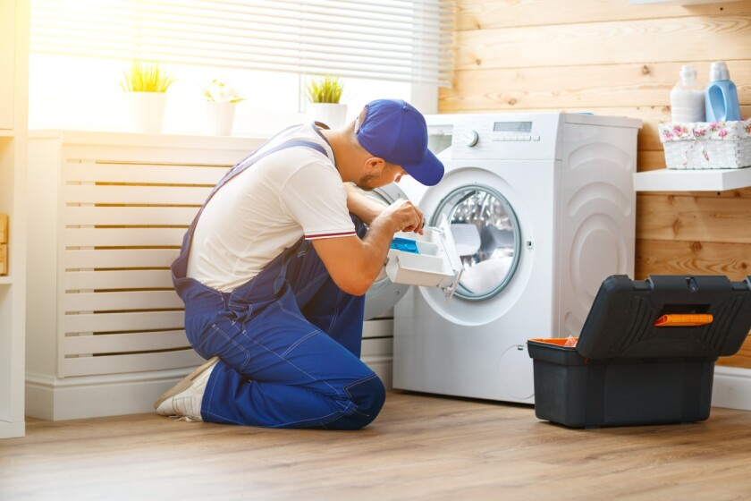 How To Maintain Your Laundry Machines