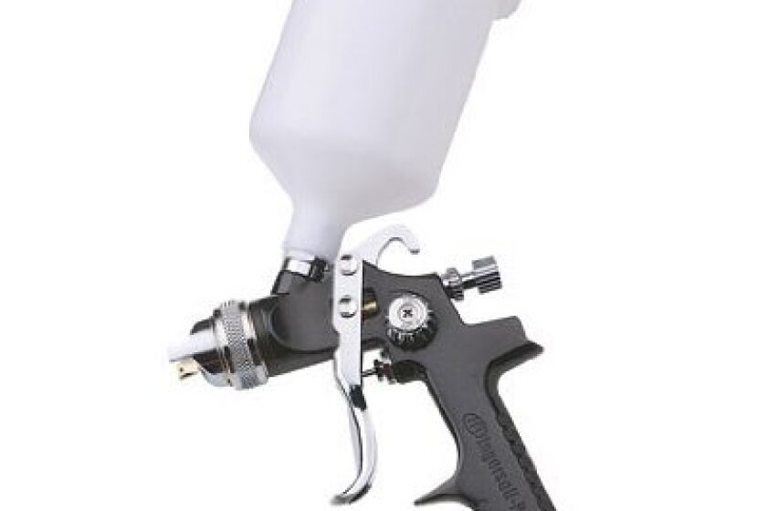 Ingersoll Rand 210G Edge Series Gravity Feed Spray Gun
