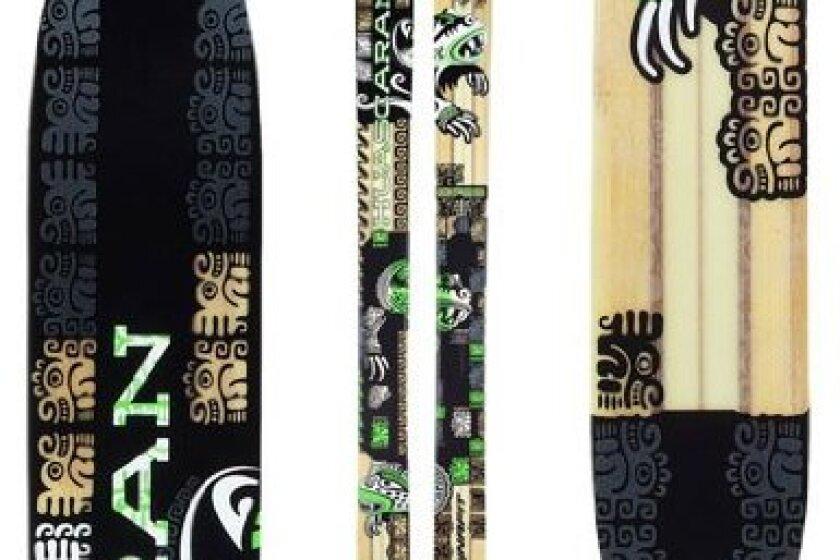 Dynafit瓦斯卡兰滑雪