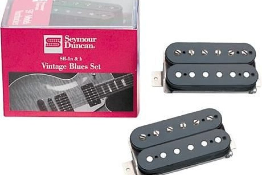 Seymour Duncan Vintage Blues Humbucker Pickup Set