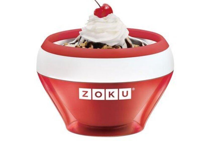 Zoku Ice Cream Maker (Red)