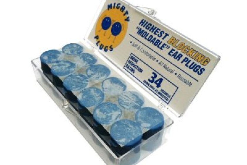 World's Finest Ear Plug - Mighty Plugs