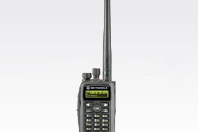 Motorola MOTOTRBO XPR 6580 2-Way Radio