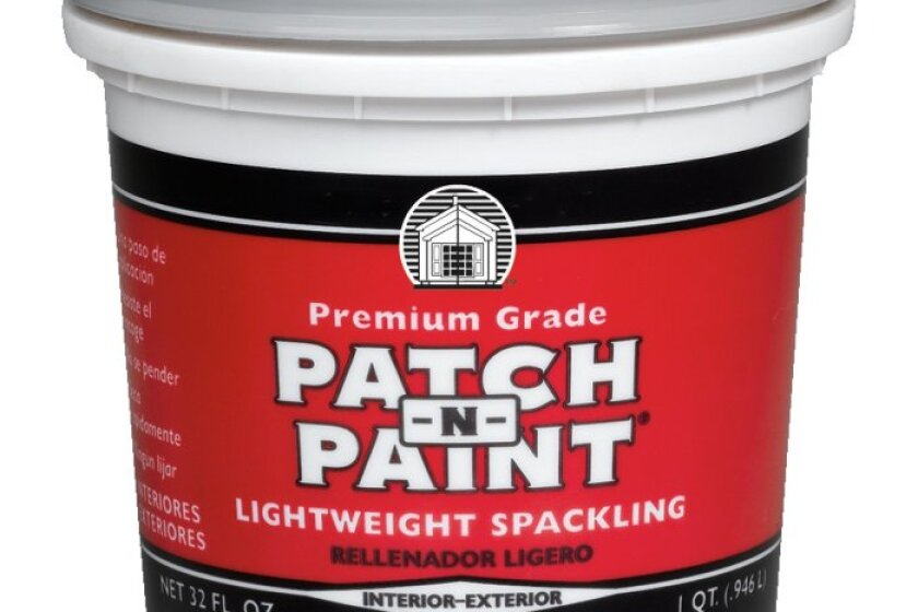 Phenopatch Patch-N-Paint Interior/Exterior Lightweight Spackling