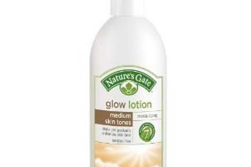 Nature's Gate Glow Body Tanning Lotion