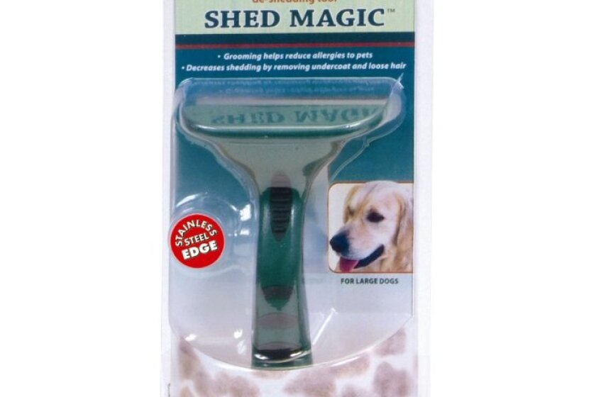 Safari Shed Magic for Dogs