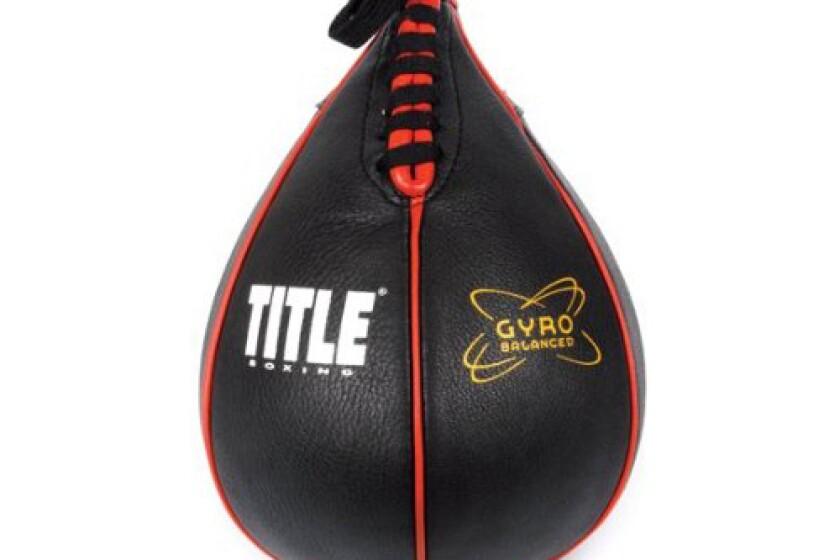 Title Boxing Gyro Balanced Speed Bag