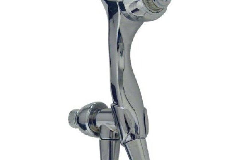 2.0 GPM Niagara Chrome Handheld Massage Showerhead