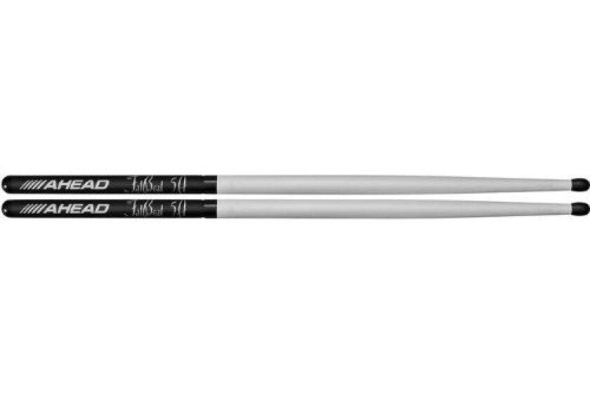Ahead FatBeat Medium Taper Sticks Black Tip 5A