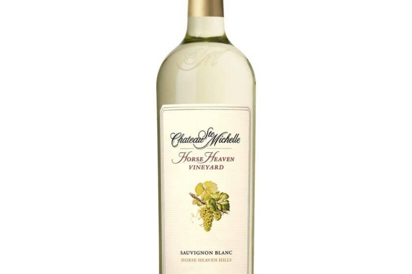 Horse Heaven Vineyard Sauvignon Blanc '12