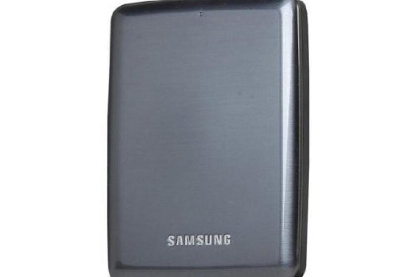 Samsung P3 Portable 1TB 2.5-Inch External Hard Drive (HX-MTD10EF/G2)