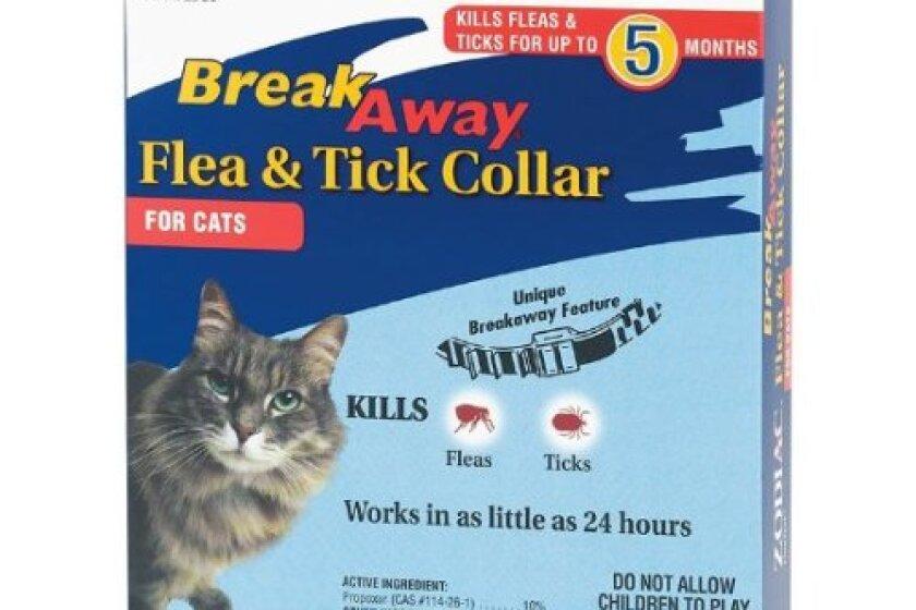 Zodiac Breakaway Flea & Tick Collar for Cats