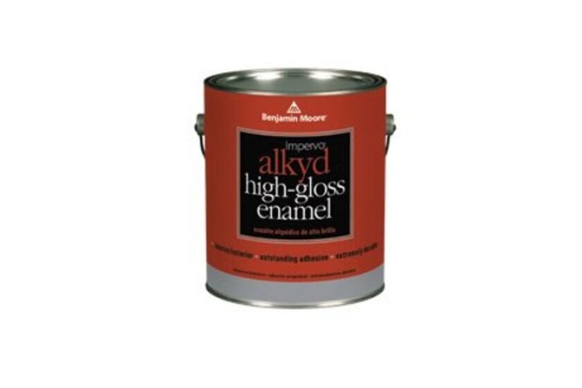 best Benjamin Moore Impervo Interior/Exterior Alkyd High Gloss Enamel
