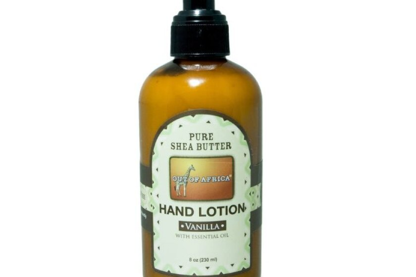 Out of Africa Vanilla Hand Lotion