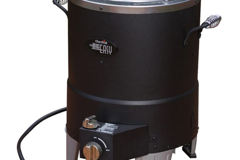 Char-Broil 08101480 The Big Easy Oil-Less Infrared Turkey Fryer