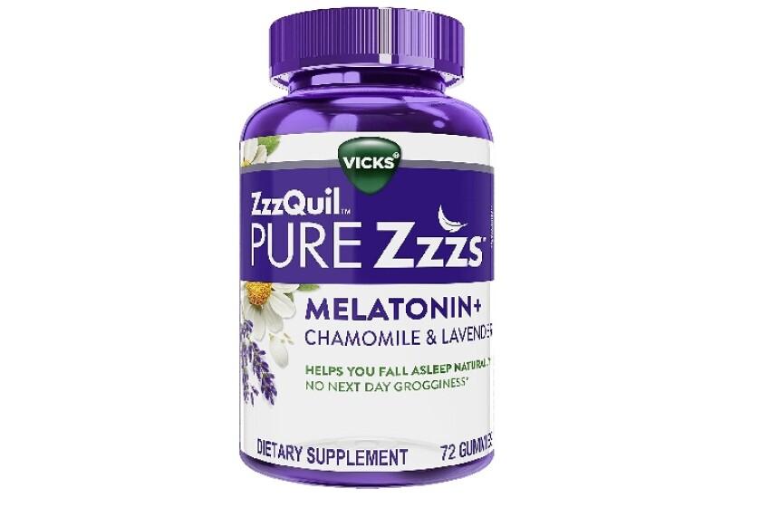Best Pure Zzzs Sleep Gummy Vitamin