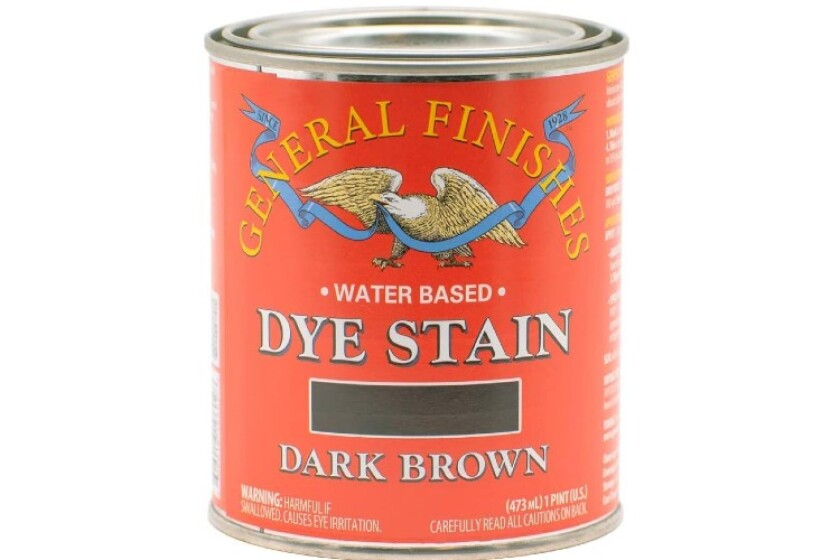 best General Finishes Water Based Wood Stain