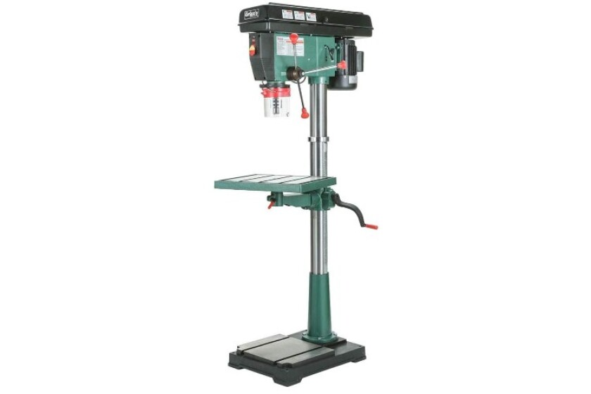 best Grizzly 12 Speed Floor Drill Press