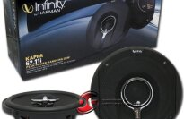 "Infinity Kappa 62.11i 6.75"" 2 way CAR Audio Speakers"