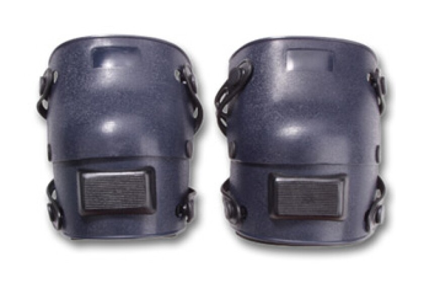 Genau Gear 3310 Heavy Duty Hinged Knee Pads