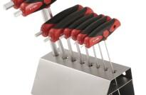Wiha Ball-End T-Handle Hex Key Set - 54092
