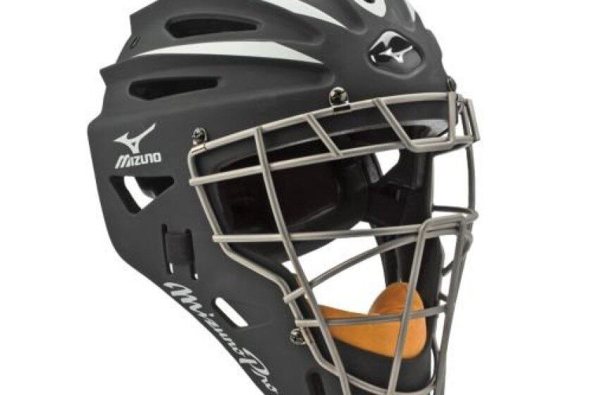 Mizuno Pro G2 Catchers Helmet