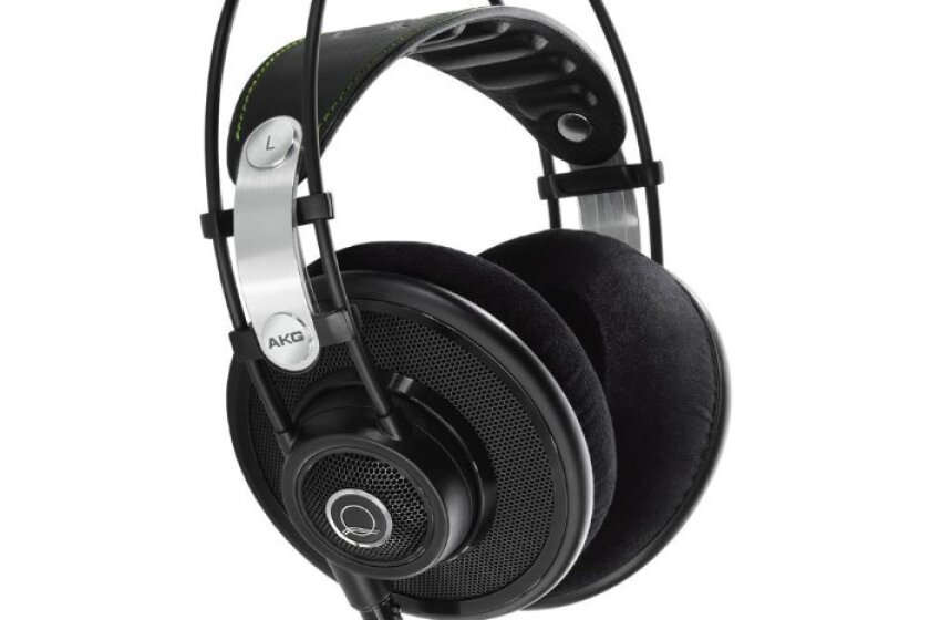 AKG Q 701 Quincy Jones Signature Reference-Class Premium Headphones