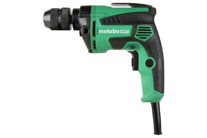 best Hitachi D10VH 6 Amp 3/8-Inch Drill with Keyless Chuck
