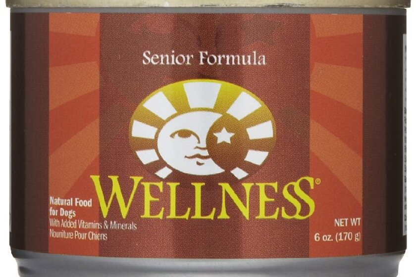 Wellness Senior Canned Dog Food